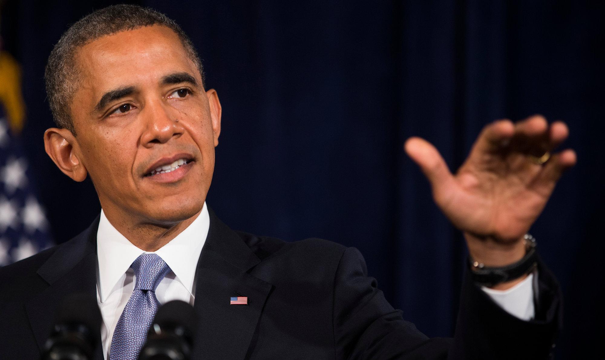 Barack Obama expresidente de EEUU