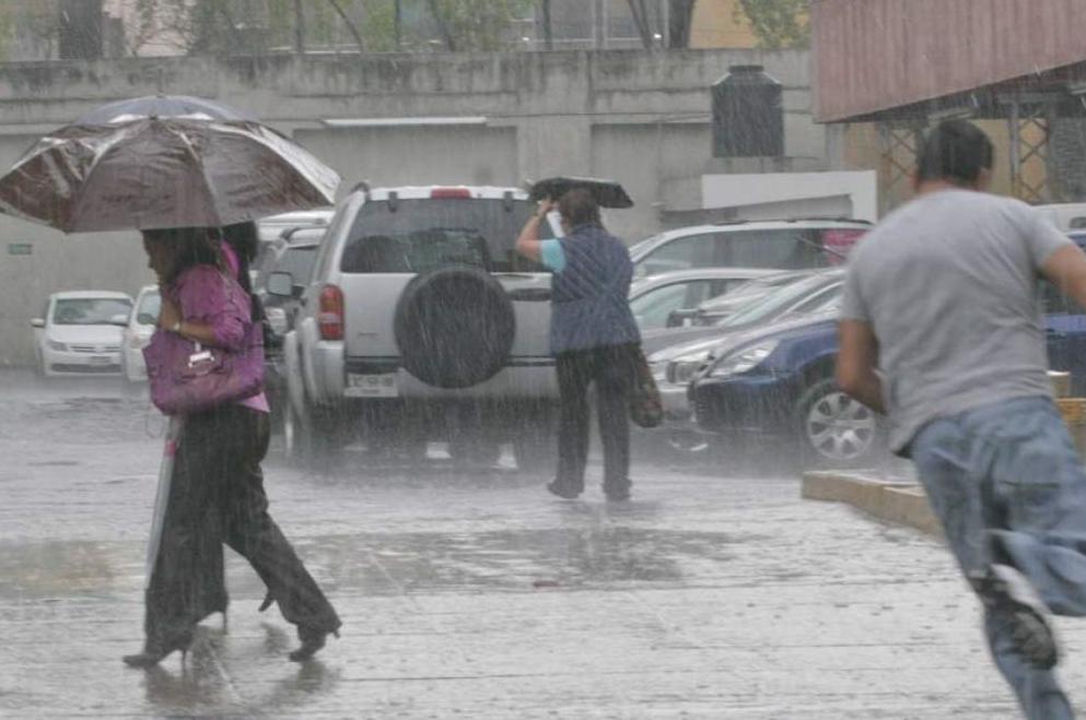 Insivumeh pronostica lluvias para los próximos días