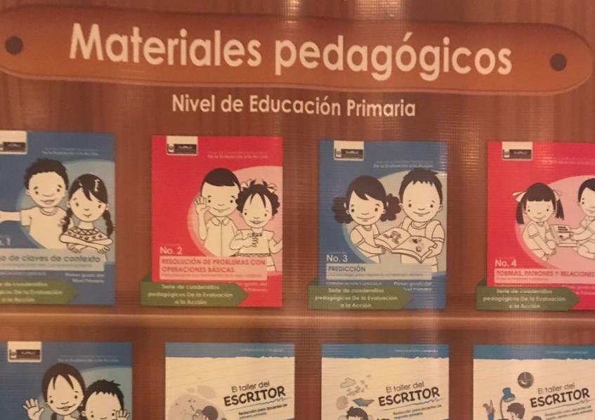 Lectura y escritura en primero primaria