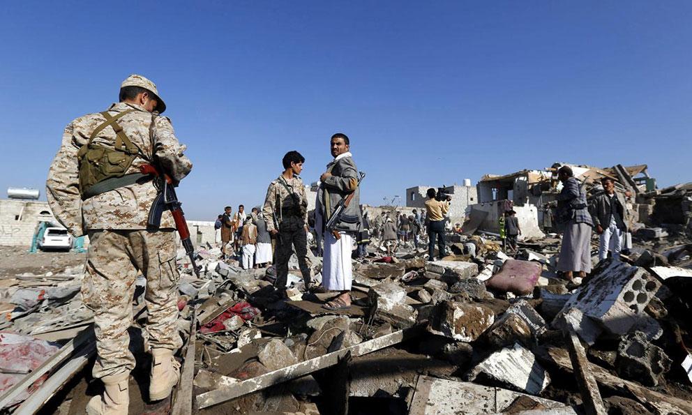 Yemen: Cuatro menores mueren en un bombardeo