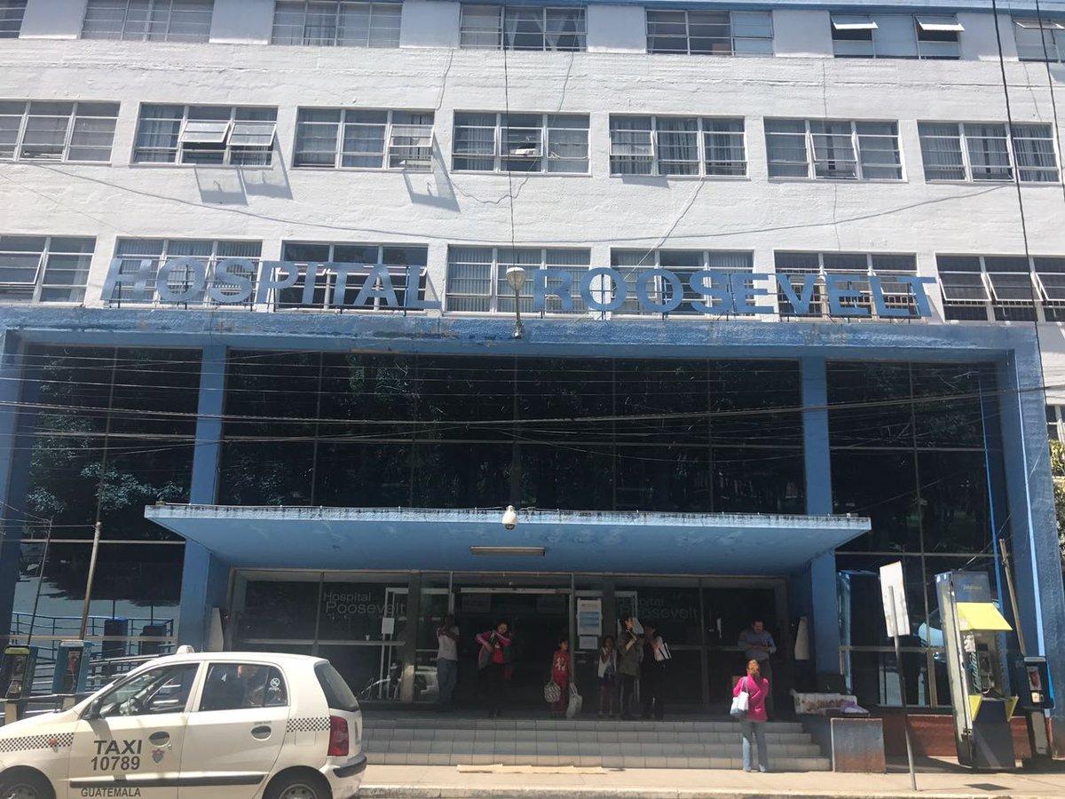 Hospitales San Juan de Dios y Roosevelt