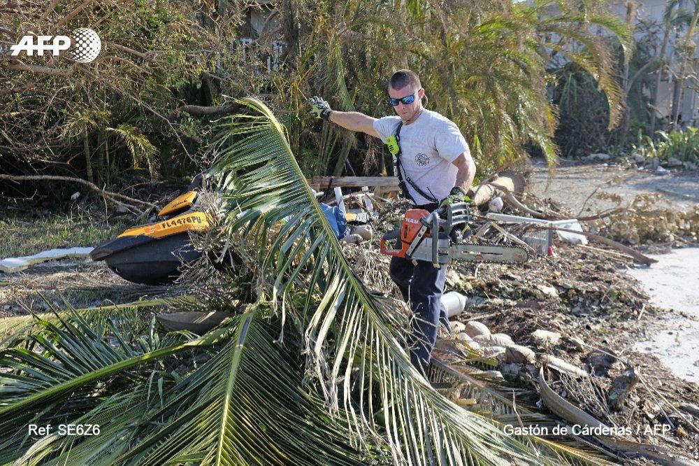 Estados Unidos: huracán Irma dejó al menos 50 muertos en Florida