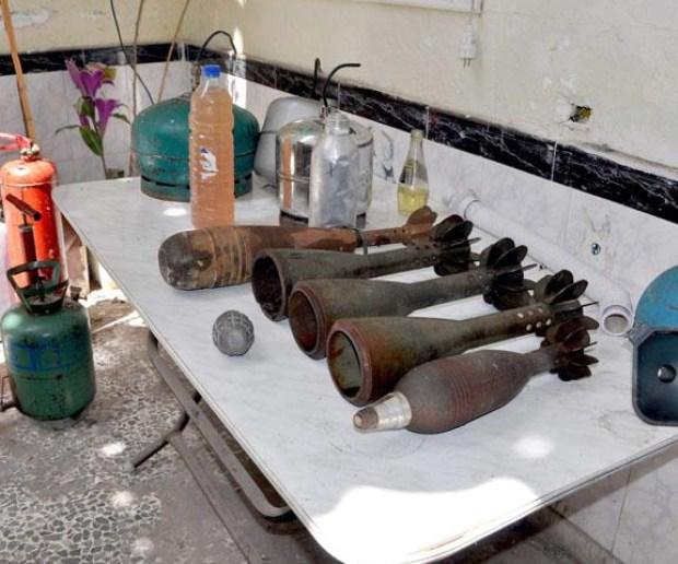 EEUU destruye armas químicas abandonadas en Panamá hace décadas
