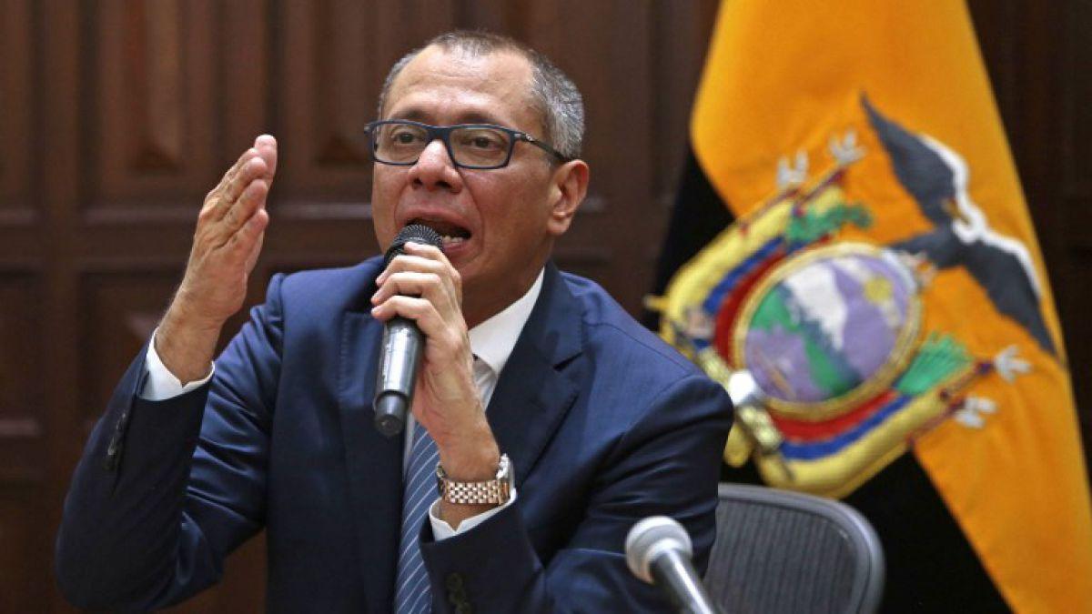 Ecuador: vicepresidente vuelve a declarar ante Fiscalía en caso Odebrecht