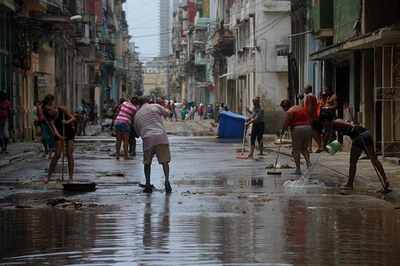 Gobierno cubano pagará 50% de materiales para reparaciones por Irma