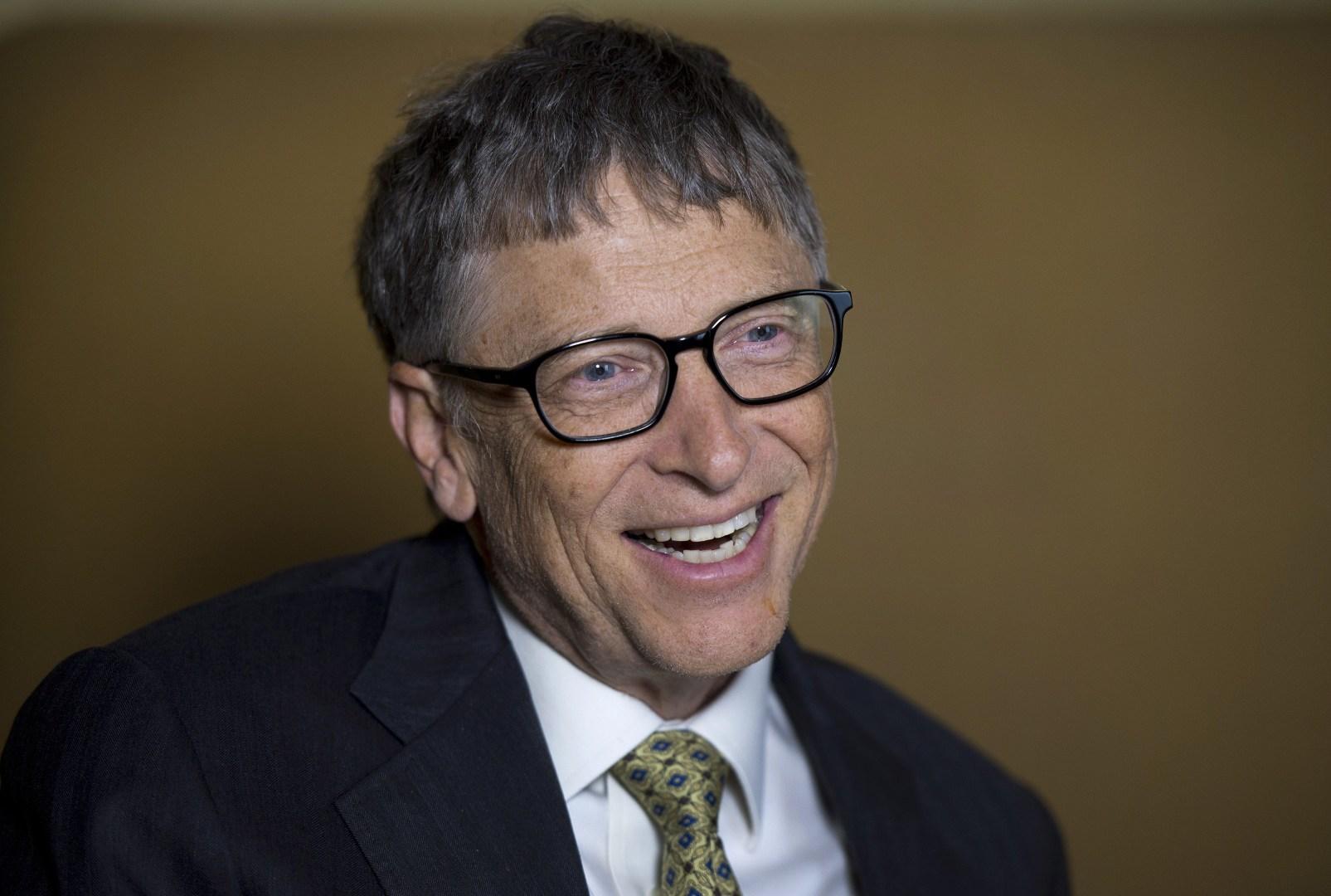 Bill Gates: Hay avances contra la pobreza, pero aún hay mucho por hacer