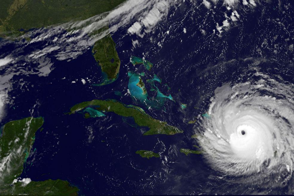 """Irma será """"realmente devastador"""" en Estados Unidos"""