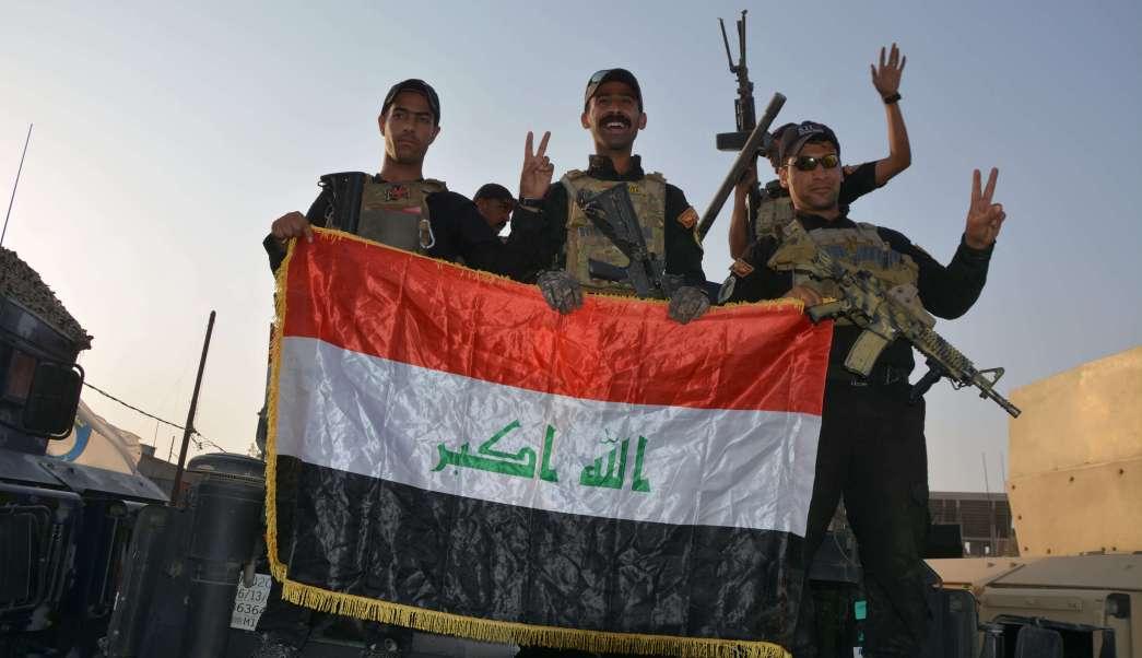 "La ""histórica"" batalla contra el EI en Raqa va tocando fin"