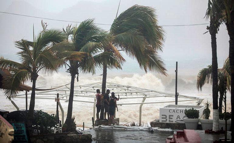 La tormenta tropical Lidia deja cuatro muertos en el noroeste de México