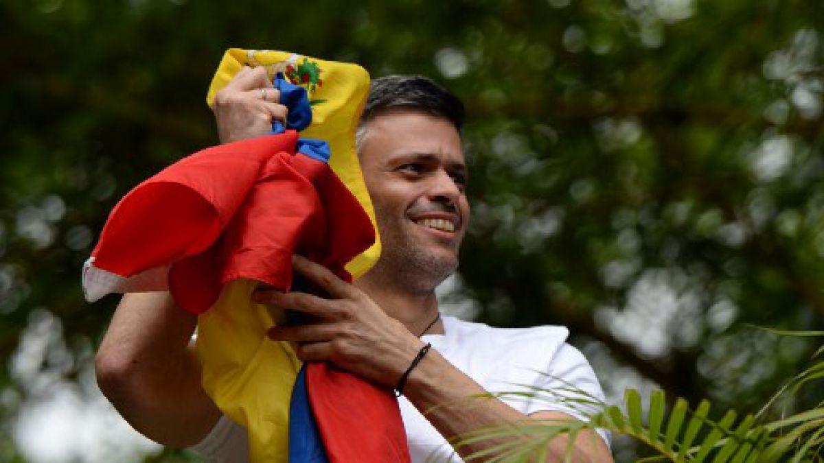 Leopoldo López niega haber participado en citas para diálogo en Venezuela