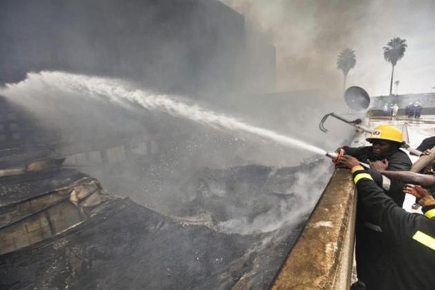 Mueren siete alumnas de secundaria en un incendio en Nairobi