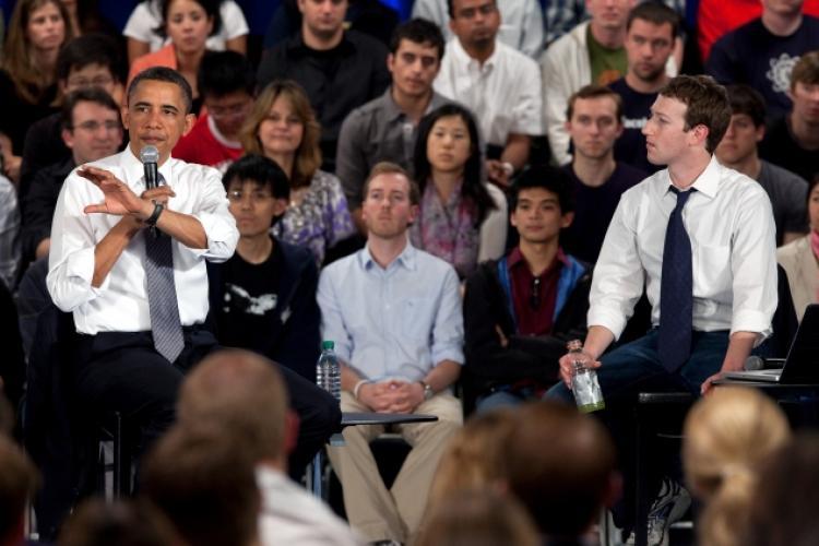 Obama había informado a jefe de Facebook sobre injerencia rusa