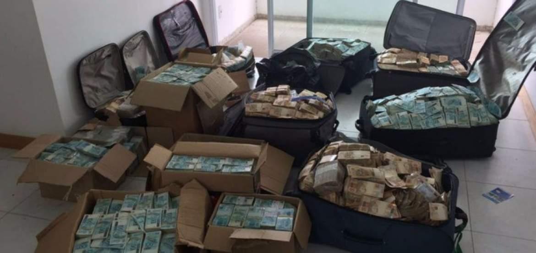 """Policía brasileña encuentra supuesto """"búnker de dinero"""" de exministro de Temer"""