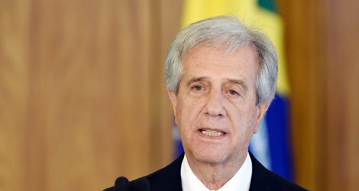 Presidente de Uruguay afirma que desconocía que su vicepresidente renunciaría