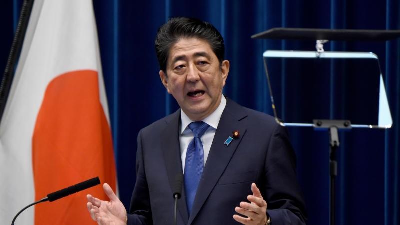 Primer ministro de Japón Shinzo Abe anuncia elecciones anticipadas