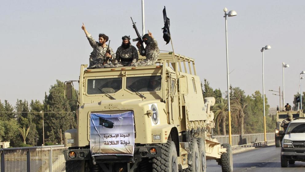 """Raqa, """"capital"""" de los yihadistas del Estado Islámico en Siria"""