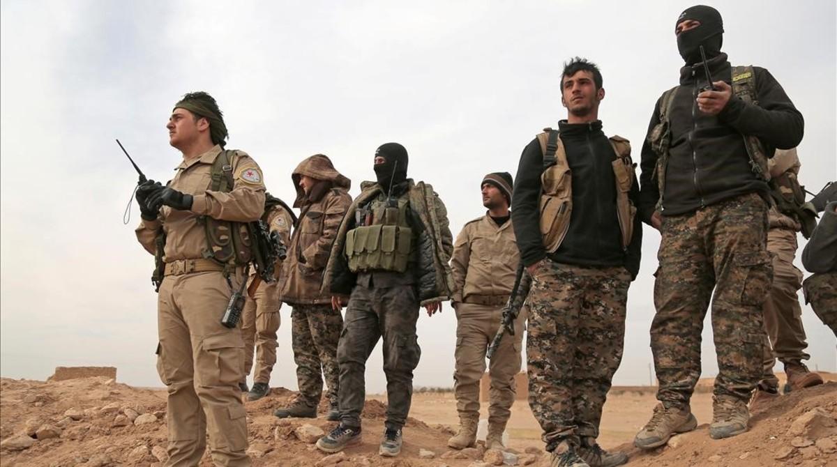 Siria: la batalla de Raqa