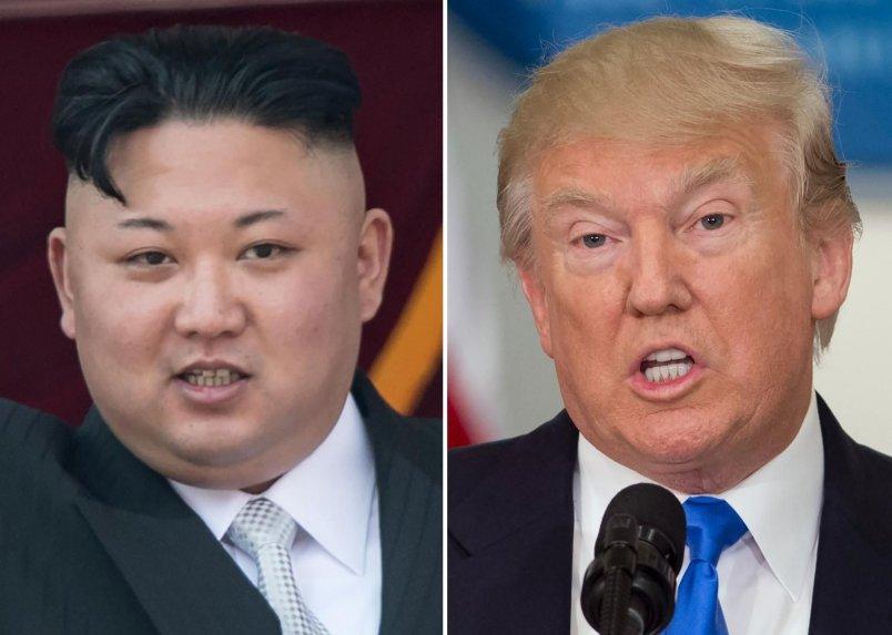 """Trump: accionar de Corea del Norte """"muy hostil y peligroso para EEUU"""""""