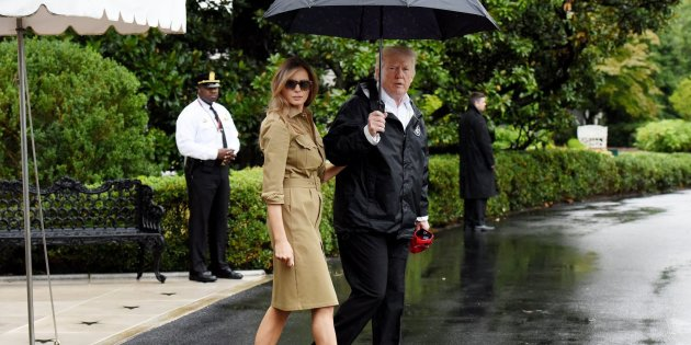 Trump vuelve a Texas a reunirse con los afectados por Harvey