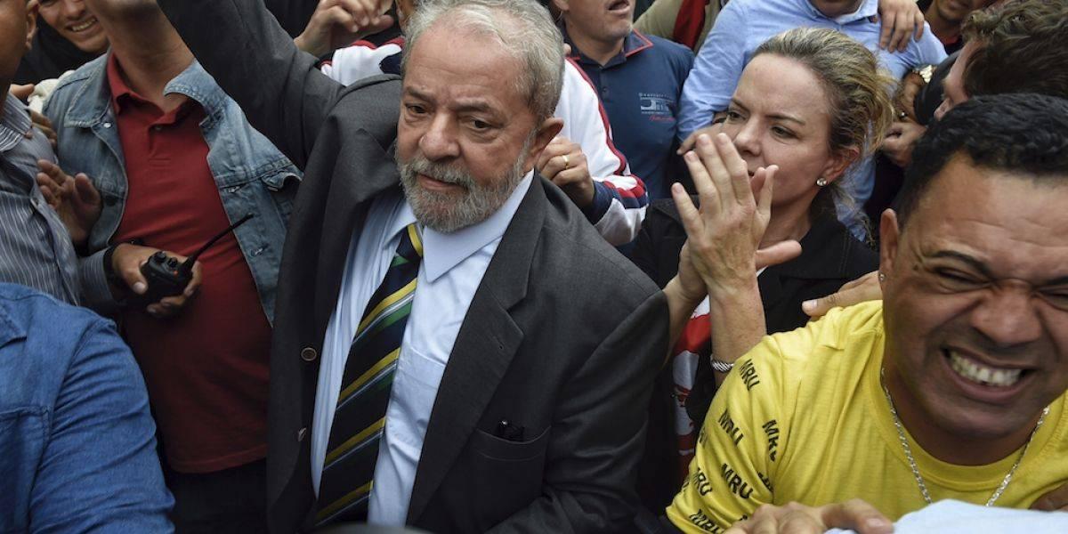 Un Lula más debilitado que nunca vuelve a comparecer ante el juez Moro