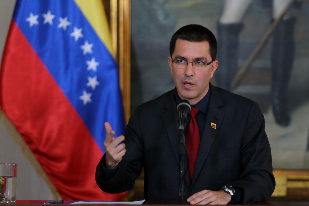 """Venezuela tilda de """"bochornoso"""" el llamado de Trump y Rajoy a sanciones de la UE"""