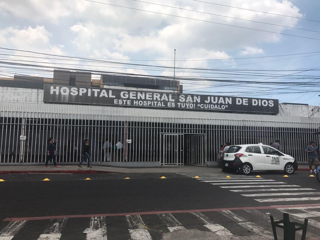 Hospital San Juan de Dios descarta Coronavirus