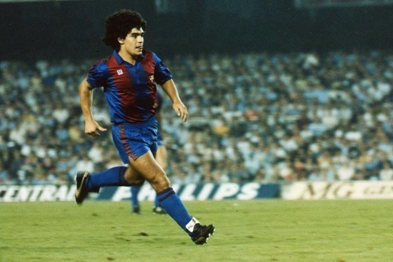 ¡Diego Maradona comparte sus mejores goles!