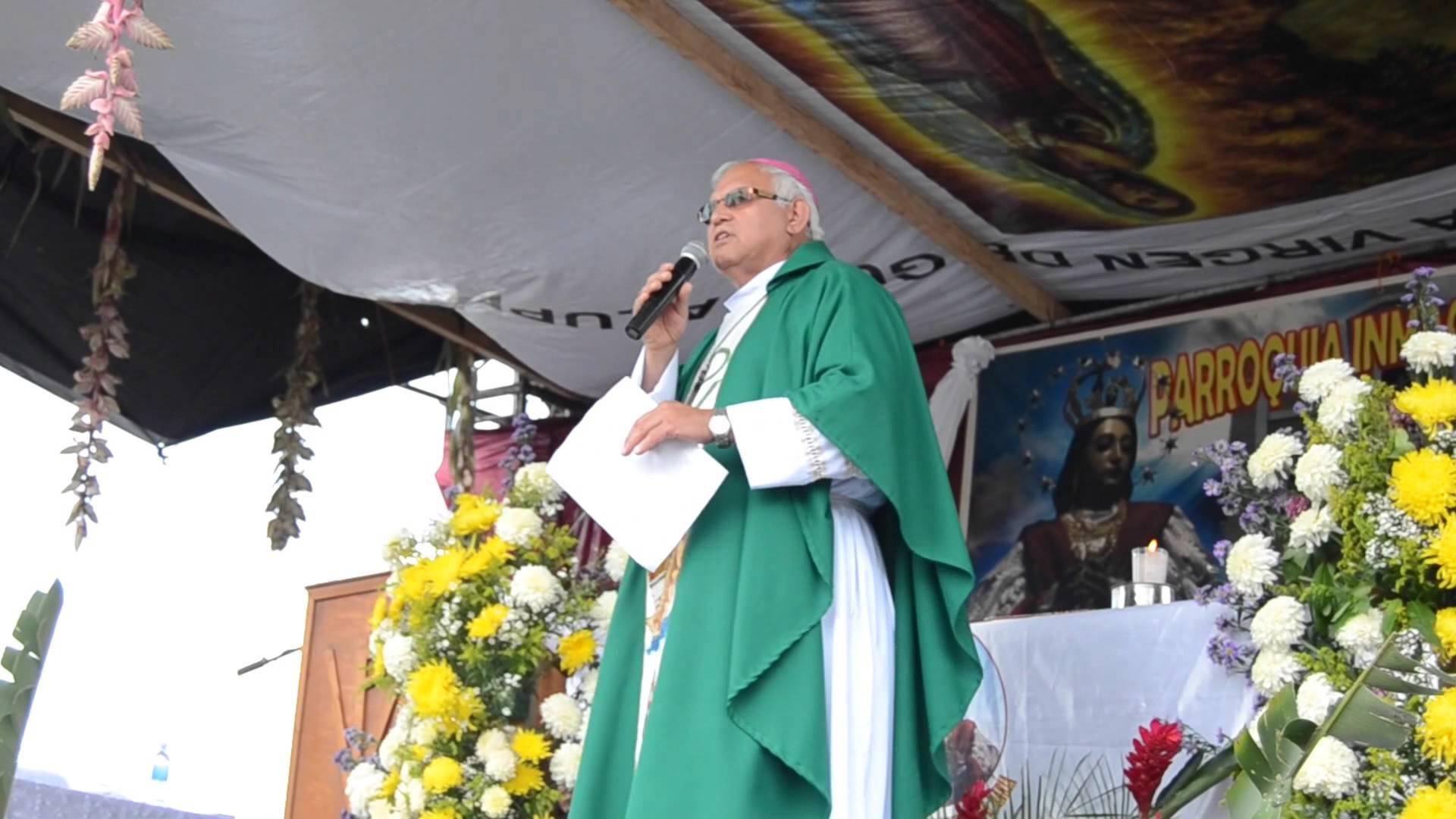 "Obispo Álvaro Ramazzini: ""no era el momento para que renunciaran ministros"""
