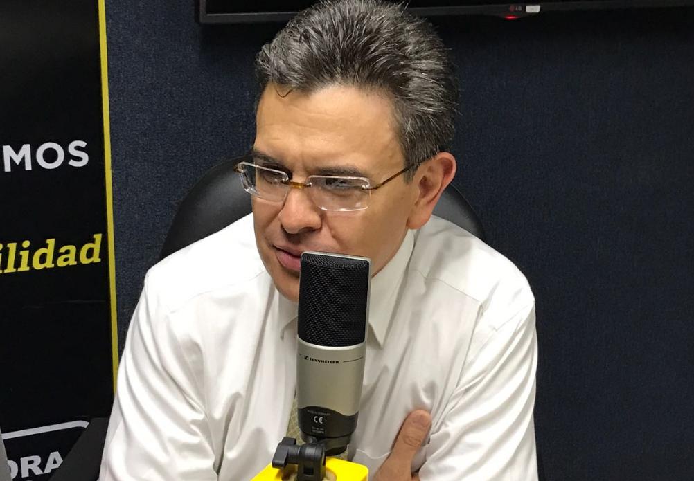 """Juan Rodolfo Pérez: """"Una solicitud de extradición tiene que estar bien planteada. No es cualquier cosa"""""""