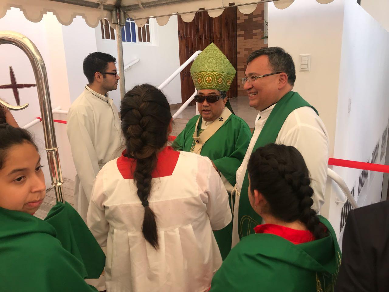 """Arzobispo sobre Cancillería: """"se debe de poner gente preparada en esos puestos"""""""