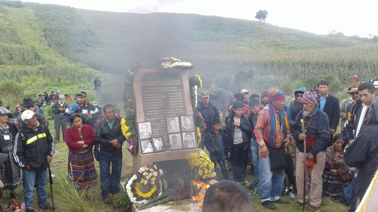 Totonicapán: conmemoran cinco años de la tragedia en cumbre Alaska