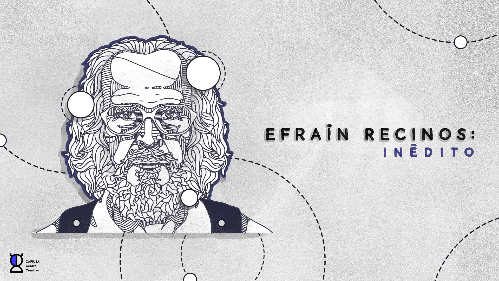 Maestro Efraín Recinos