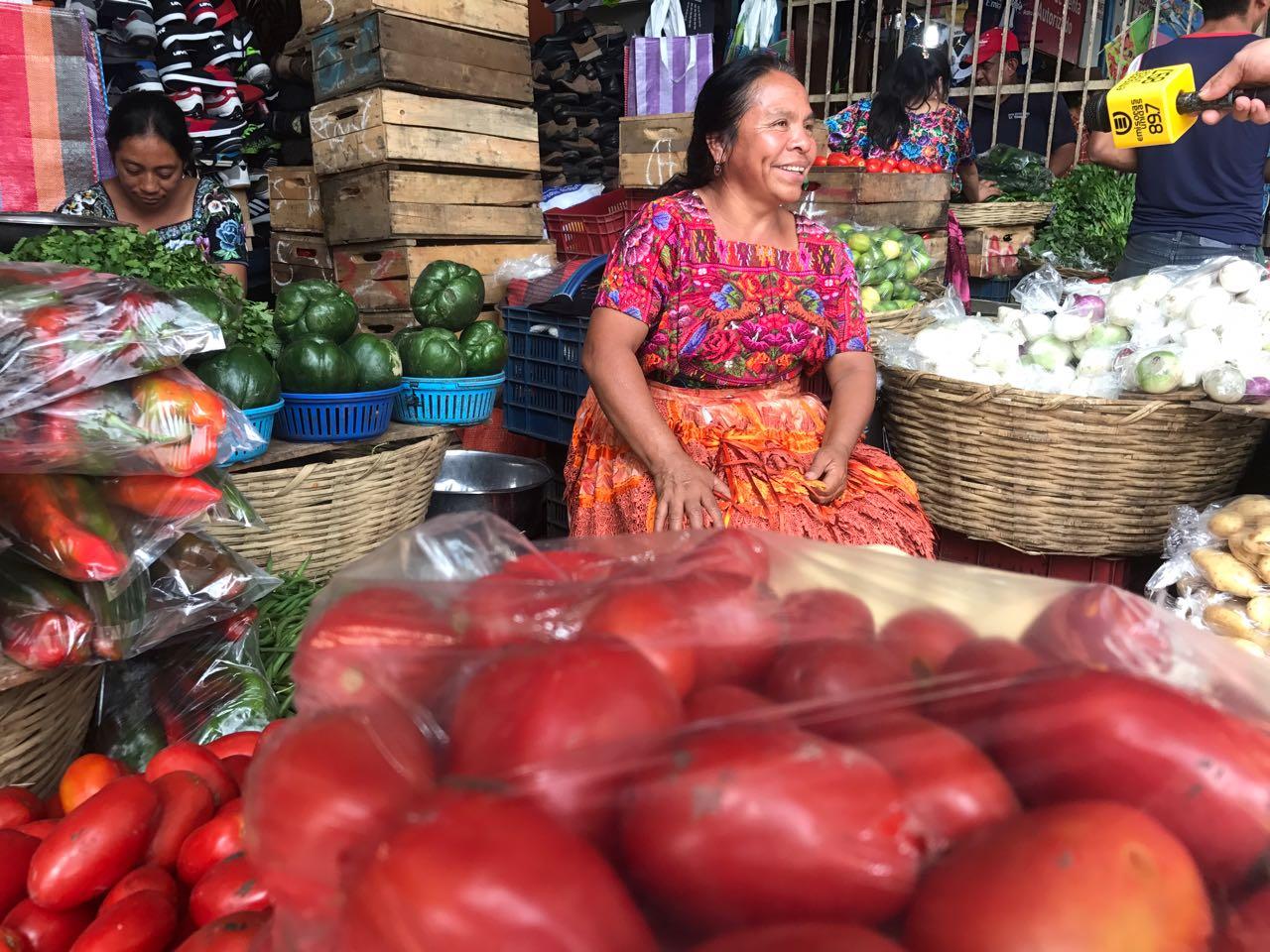 Verduras aumento de precio