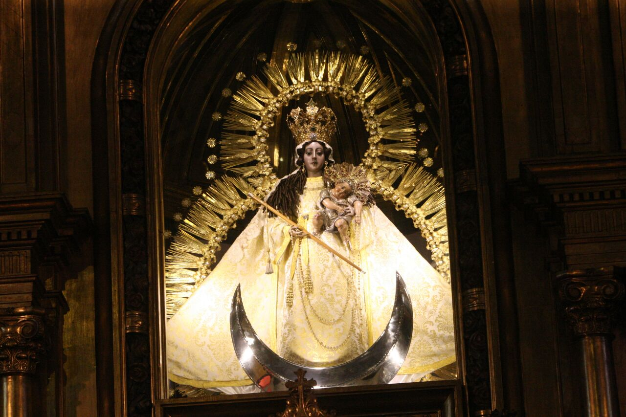 Fotogalería: así se conmemora a la Virgen del Rosario