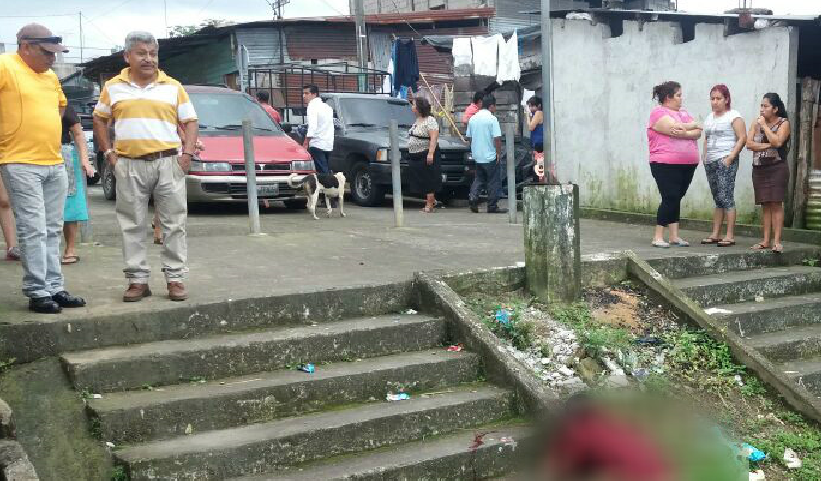 Quetzaltenango: matan a hombre en Colomba Costa Cuca