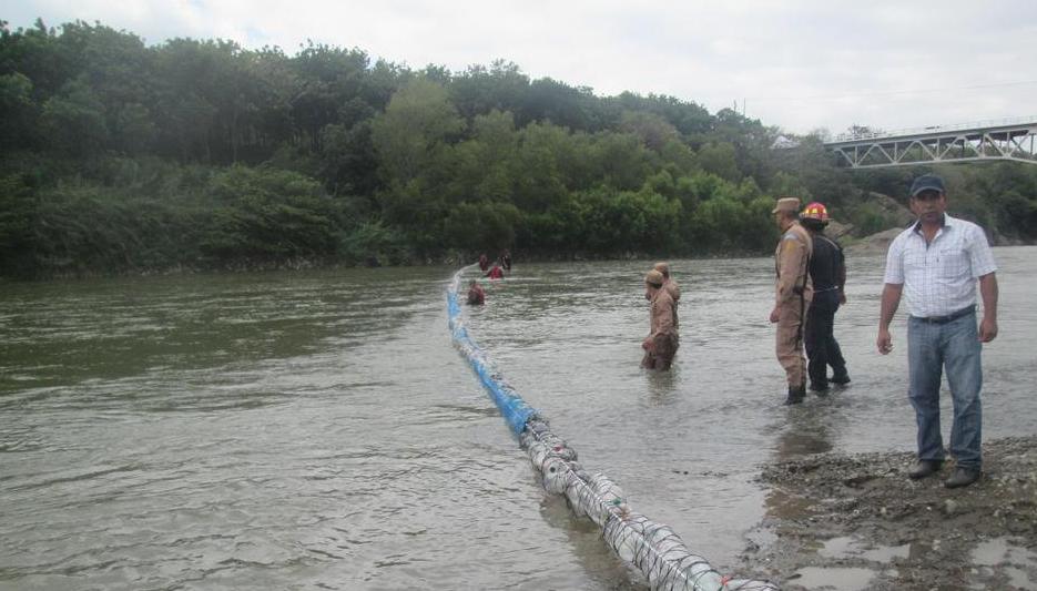 Tres ríos de Petén continúan con nivel por arriba de lo normal