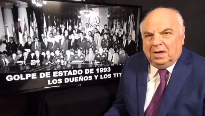 Juzgado resolverá si cesa la persecución penal contra Serrano Elías