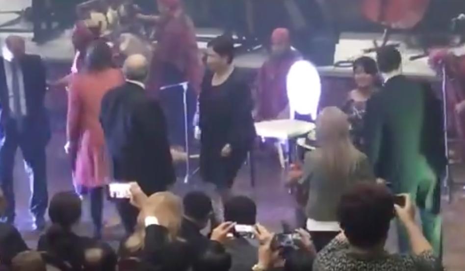 Fiscal Thelma Aldana baila el son