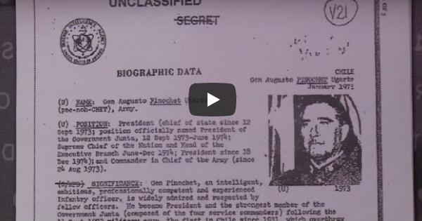 Golpe de Estado de Pinochet en Chile