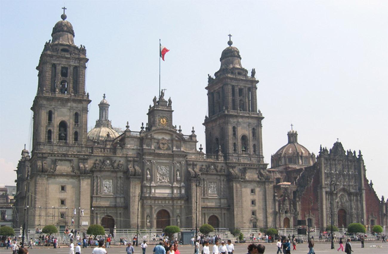 Catedral de Ciudad de México será reforzada por daños en terremoto