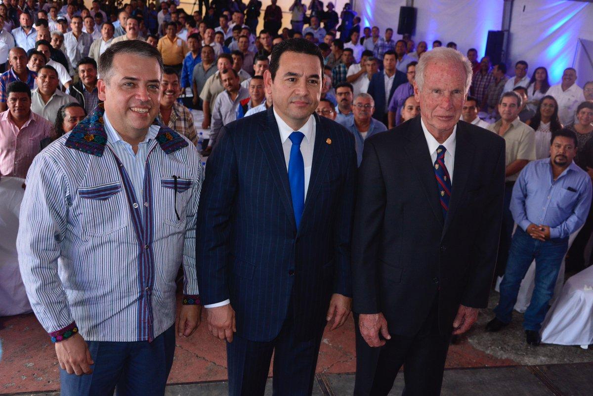 """Presidente de ANAM Edwin Escobar: """"todo mi respeto para el alcalde Arzú"""""""