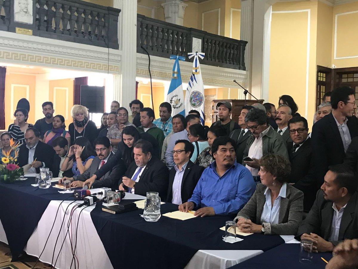 Asamblea Ciudadana contra la Corrupción y la Impunidad