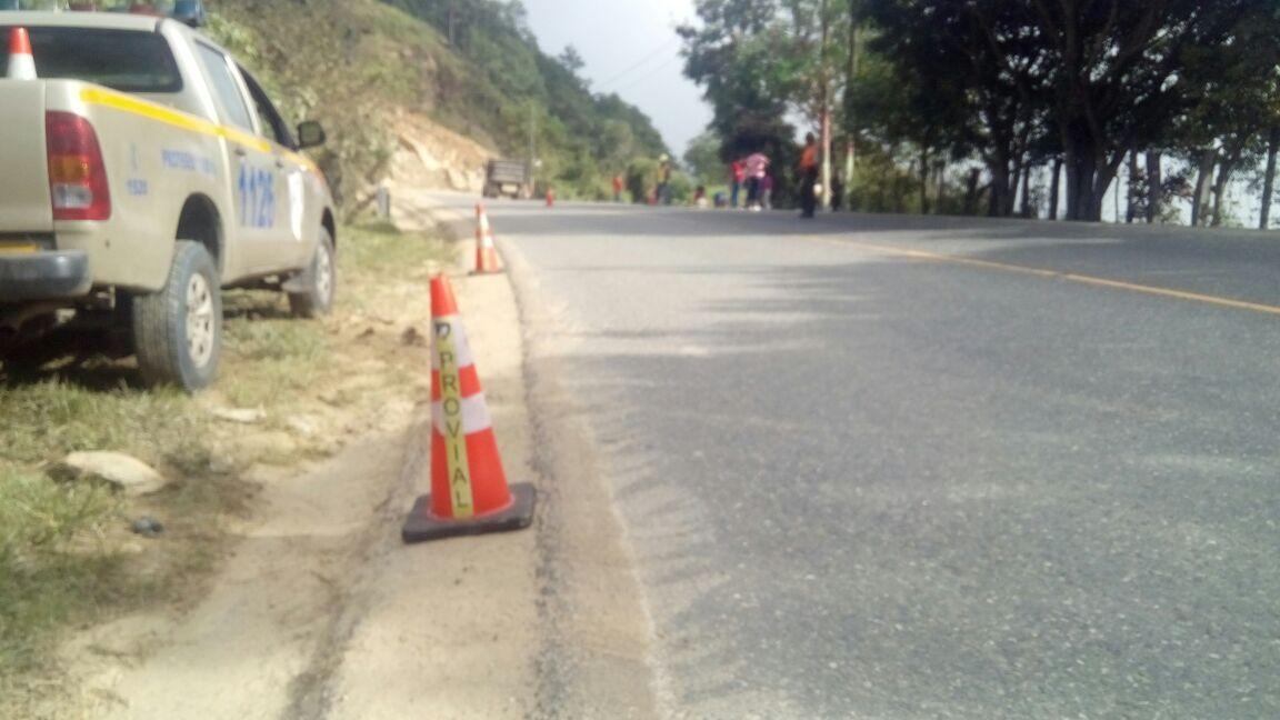 Rutas principales del país libres de derrumbes, según Covial