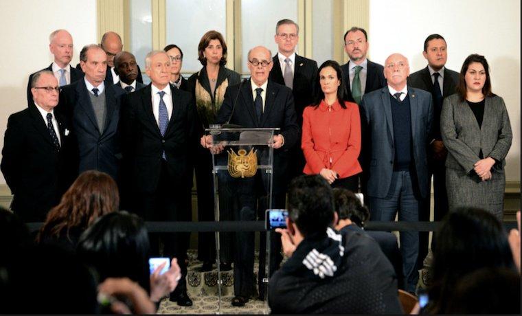 """Guatemala y otros países exigen urgente """"auditoría"""" de comicios en Venezuela"""