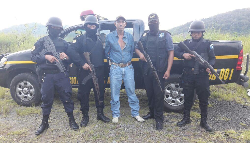 Capturan a presunto narcotraficante solicitado en extradición por seis delitos