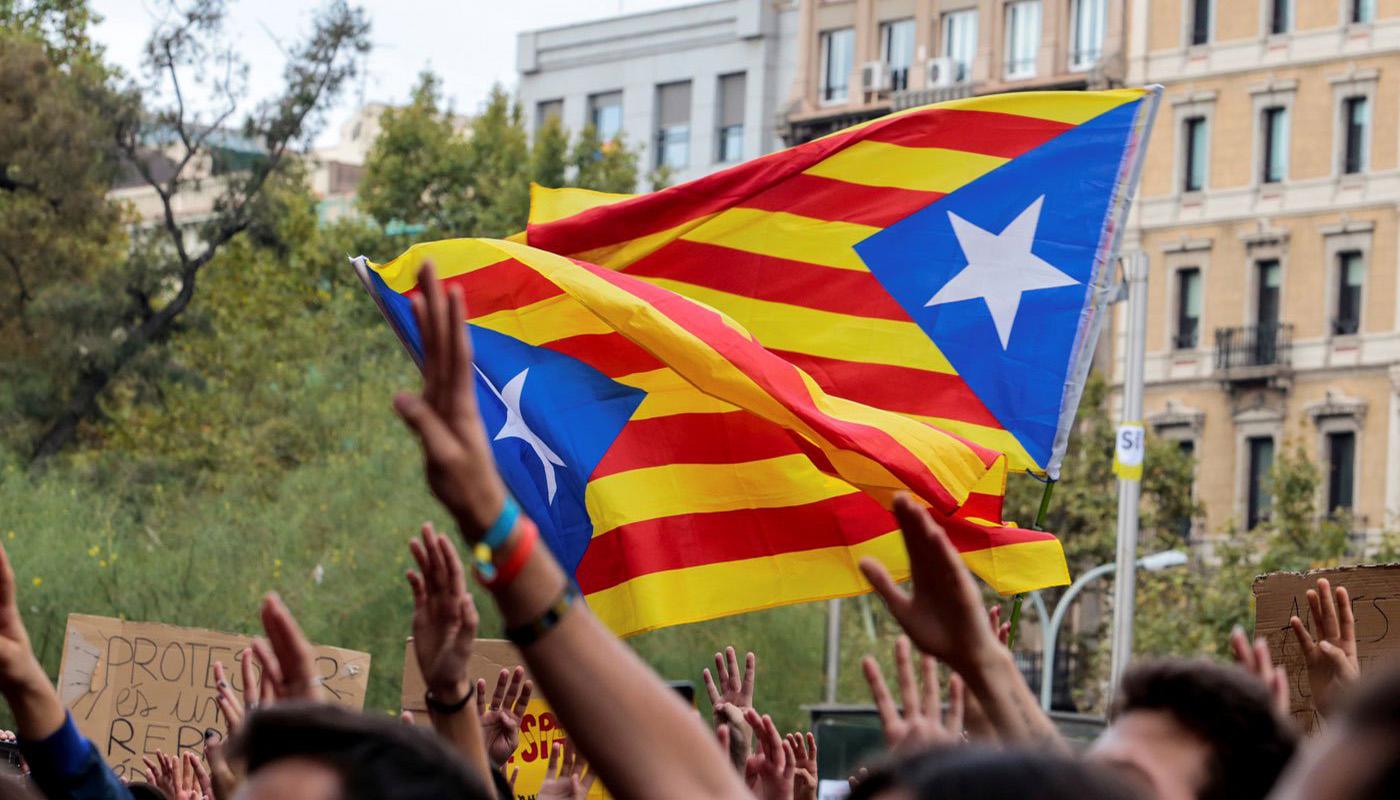 Declaración de independencia catalana podría producirse el lunes