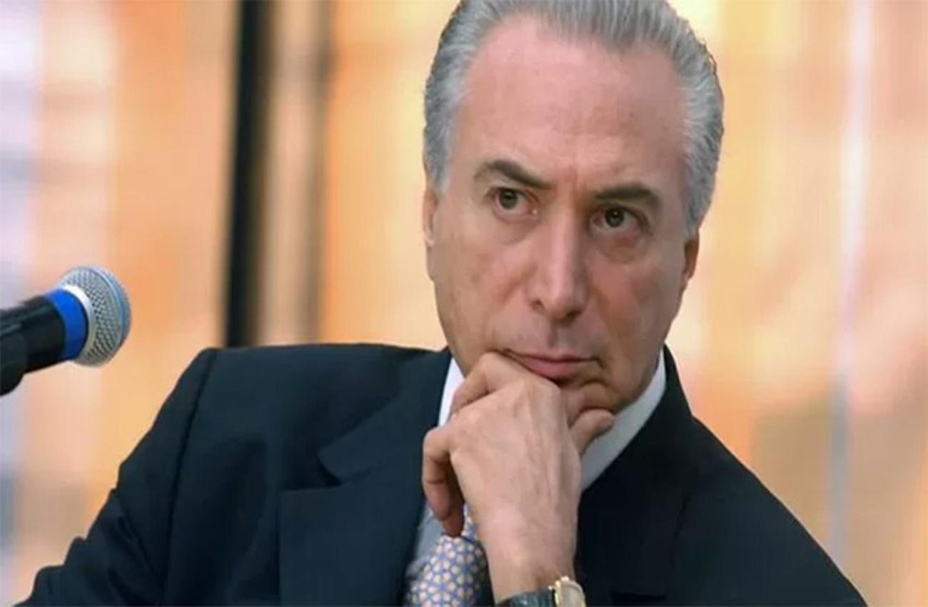 """Defensa de Temer dice que acusación apunta a """"acabar con la clase política"""""""