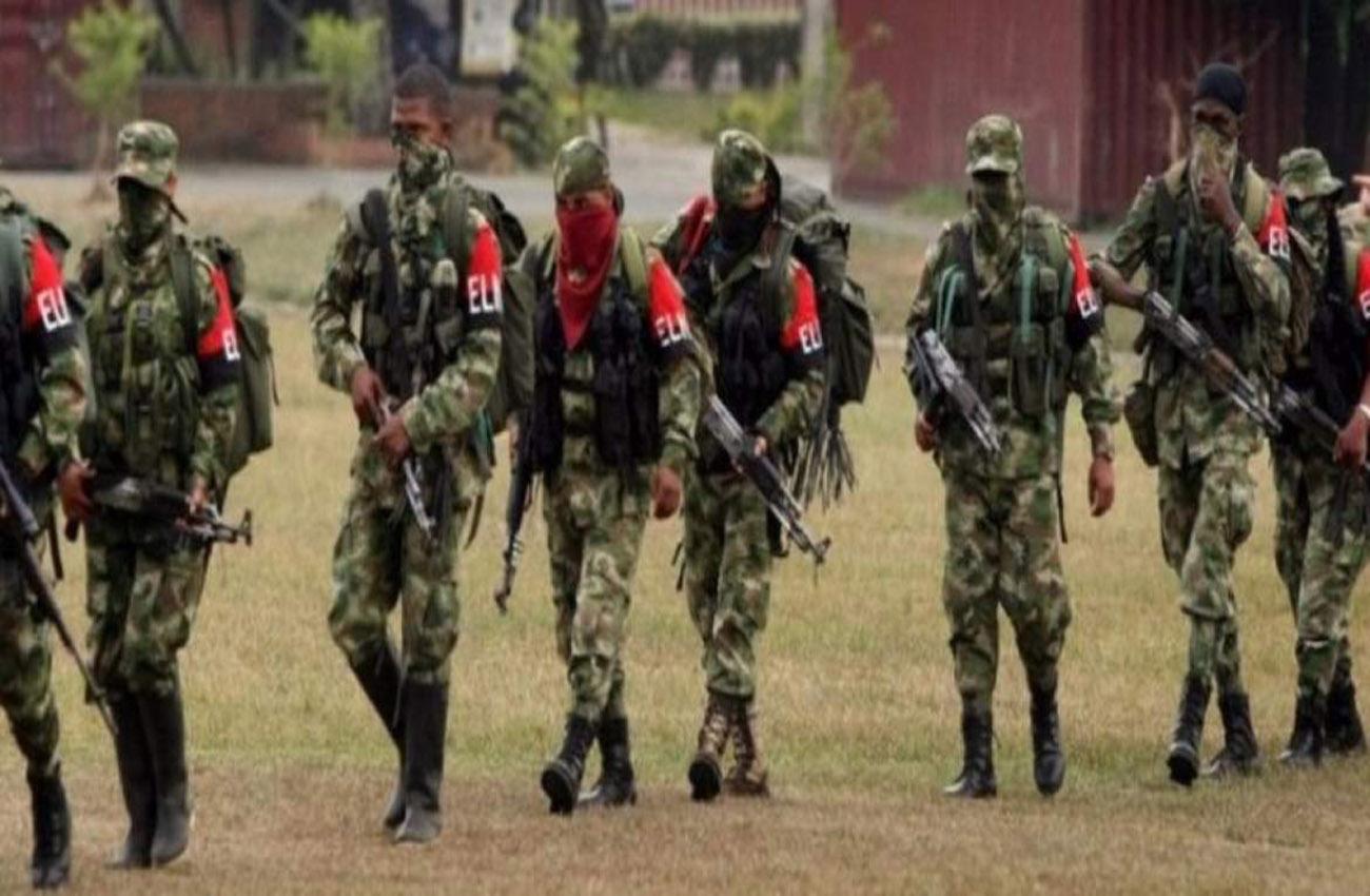ELN acusa a gobierno colombiano de poner en riesgo cese al fuego