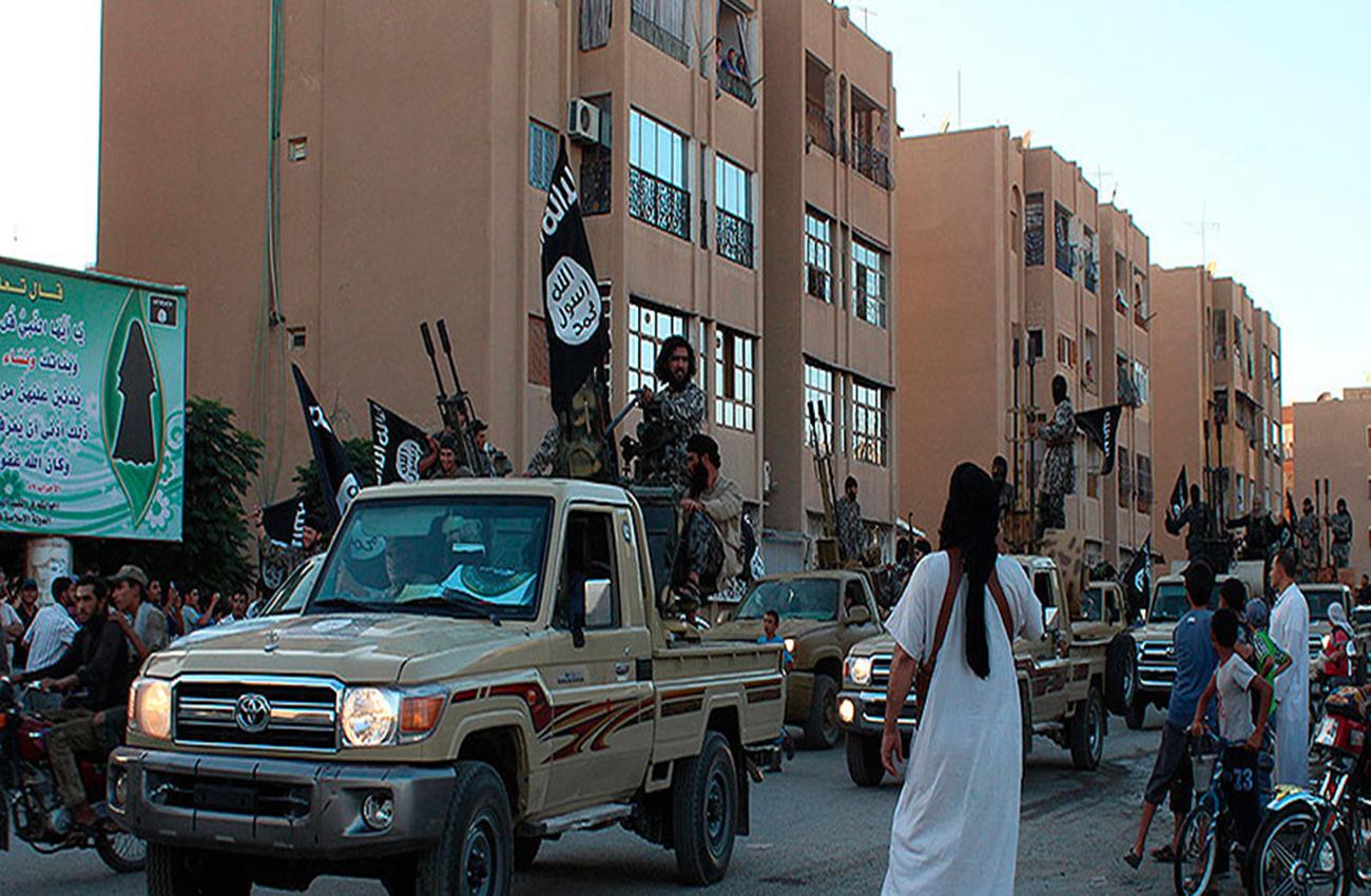 El Estado Islámico pierde Raqa, su principal bastión en Siria