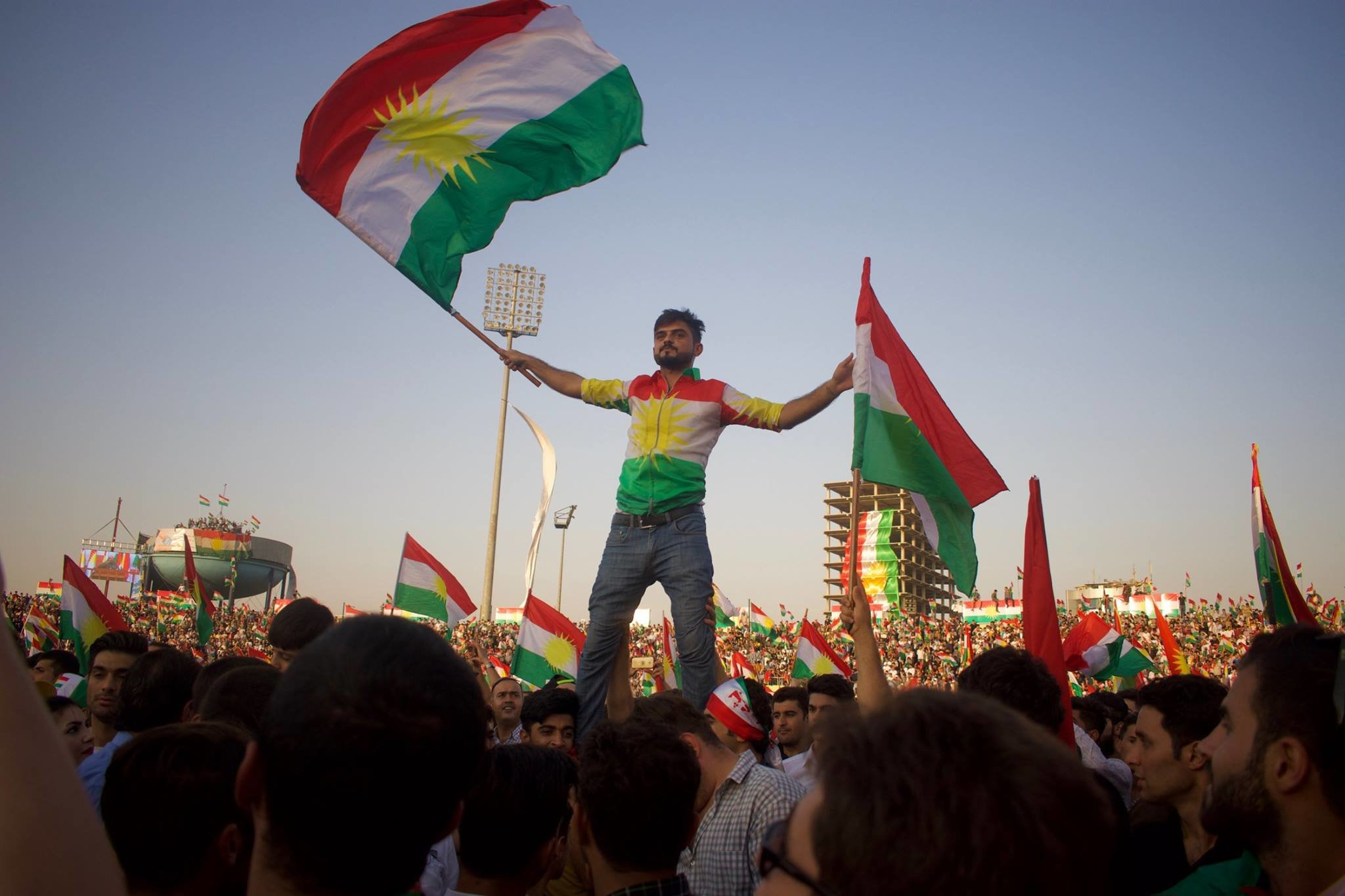 El Kurdistán iraquí, una región rica en petróleo